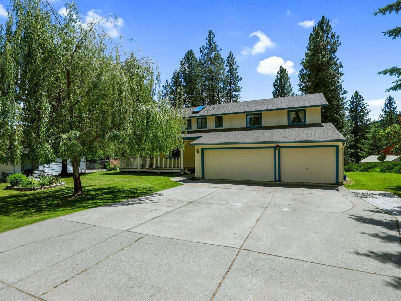 11410 E Ponderosa Dr, Spokane Valley, WA 99206 - #: 202119715