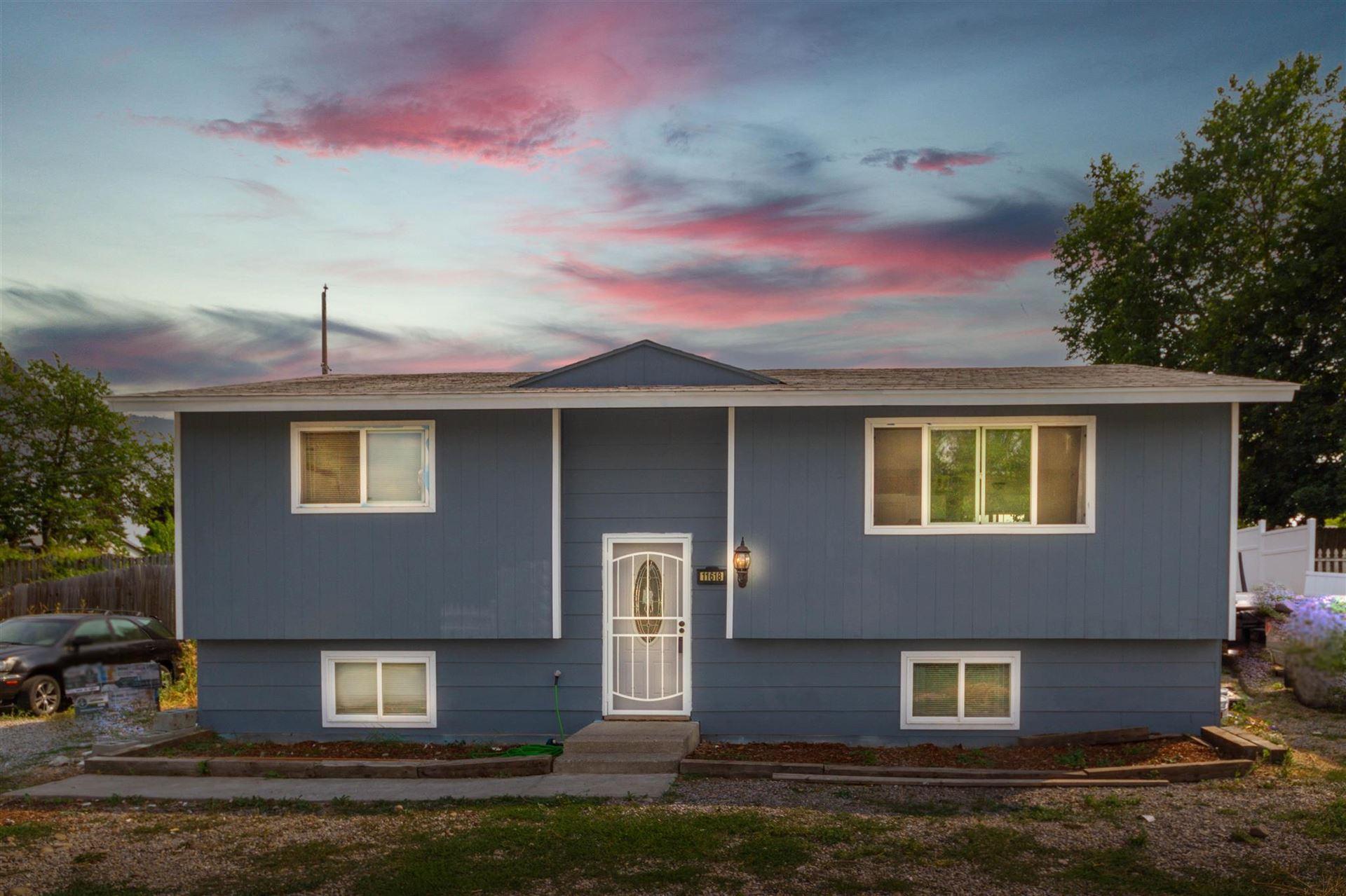 11618 E Frederick Ave, Spokane Valley, WA 99206-2626 - #: 202119722