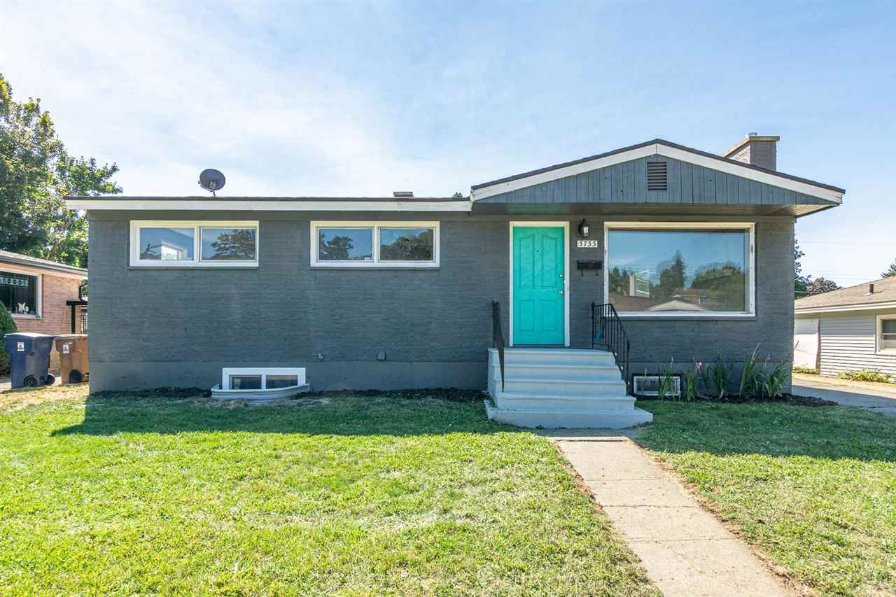5733 N Driscoll Blvd, Spokane, WA 99205 - #: 202021724