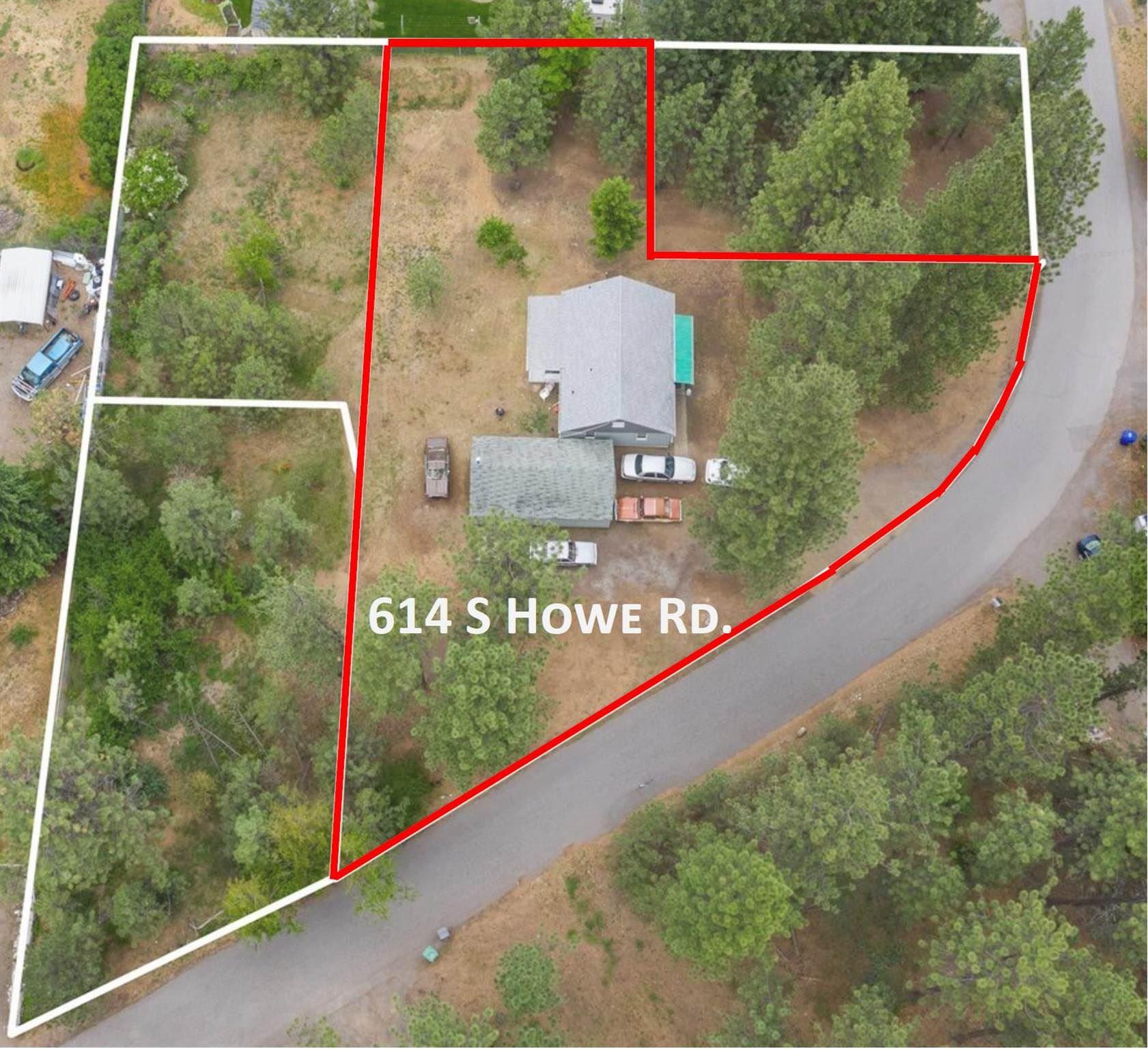 614 S Howe Rd, Spokane Valley, WA 99212 - #: 202119745