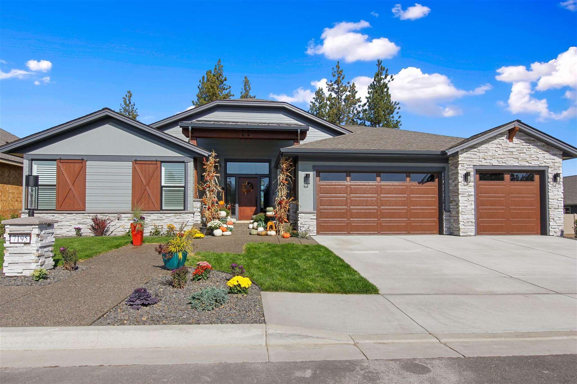 7195 S Parkridge Blvd, Spokane, WA 99224 - #: 202114754