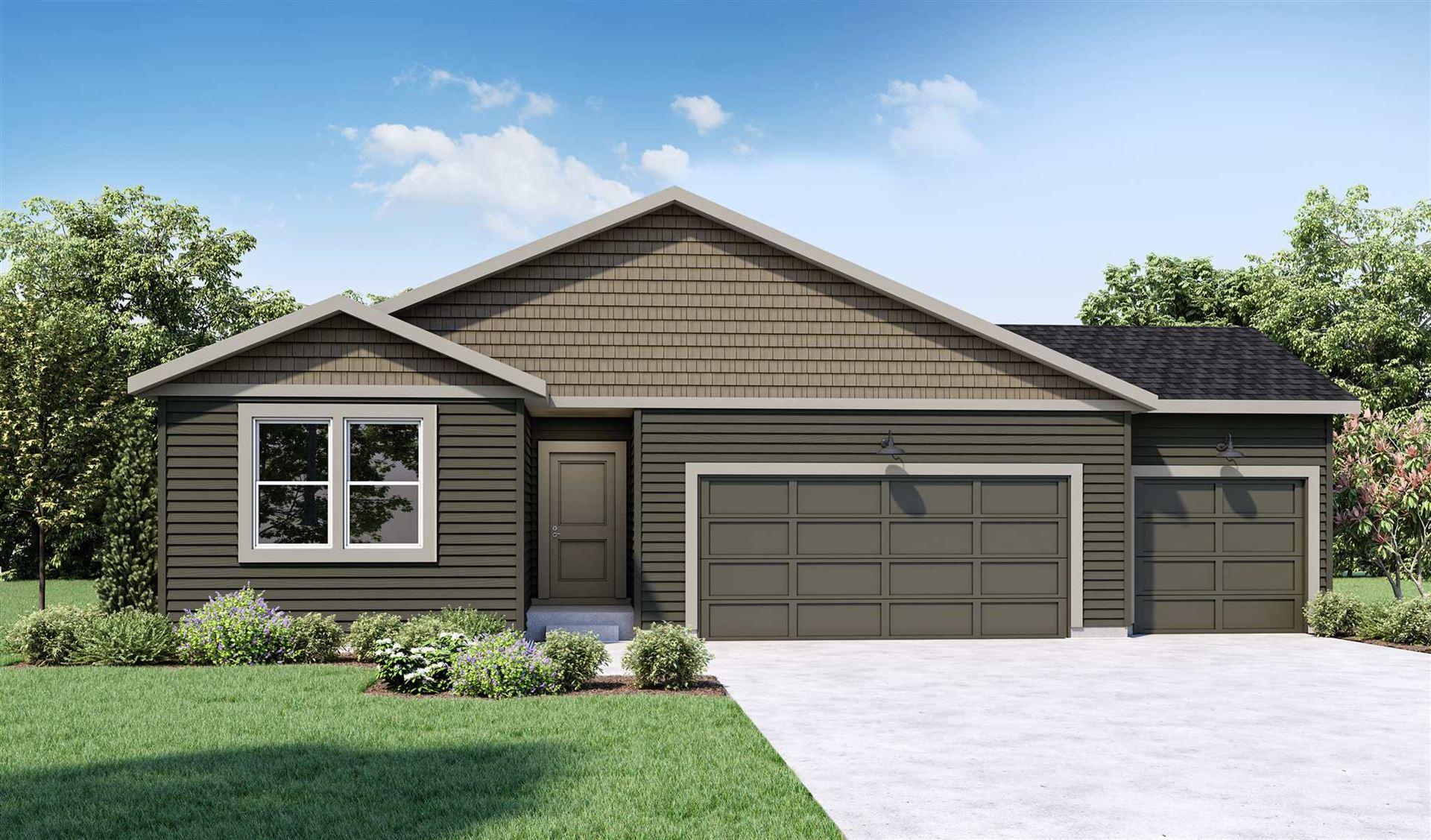 3217 N McKinnon Rd, Spokane, WA 99217 - #: 202112770
