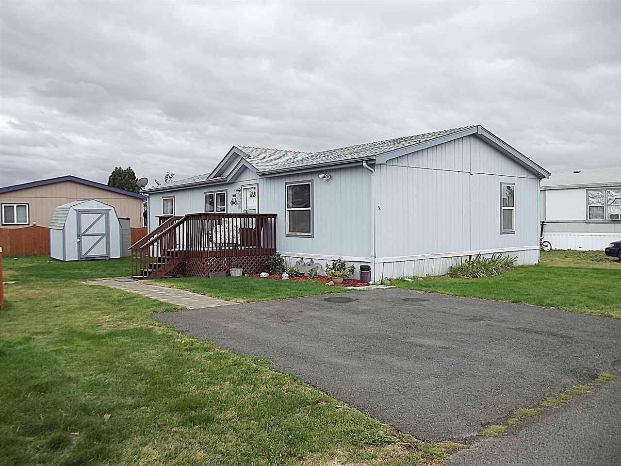 10510 W Richland Rd #Unit 31, Cheney, WA 99004 - #: 202022776
