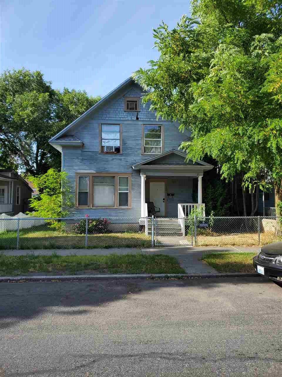 1724 W GARDNER Ave, Spokane, WA 99201 - #: 202018779