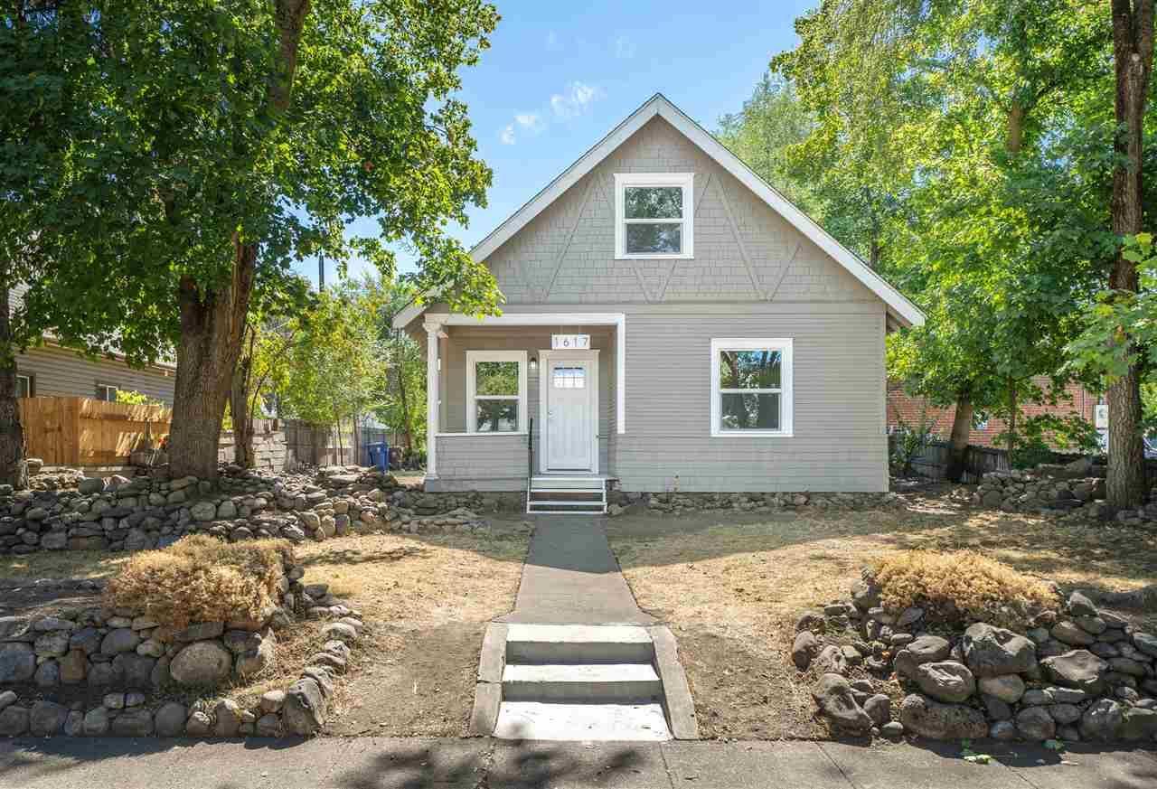 1617 W Mansfield Ave, Spokane, WA 99205 - #: 202021784