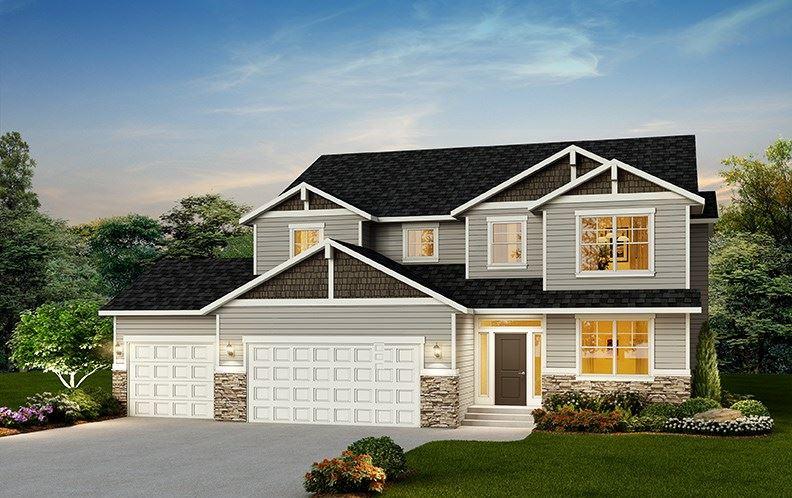 1027 S Colonial Dr, Spokane Valley, WA 99016 - #: 202011793