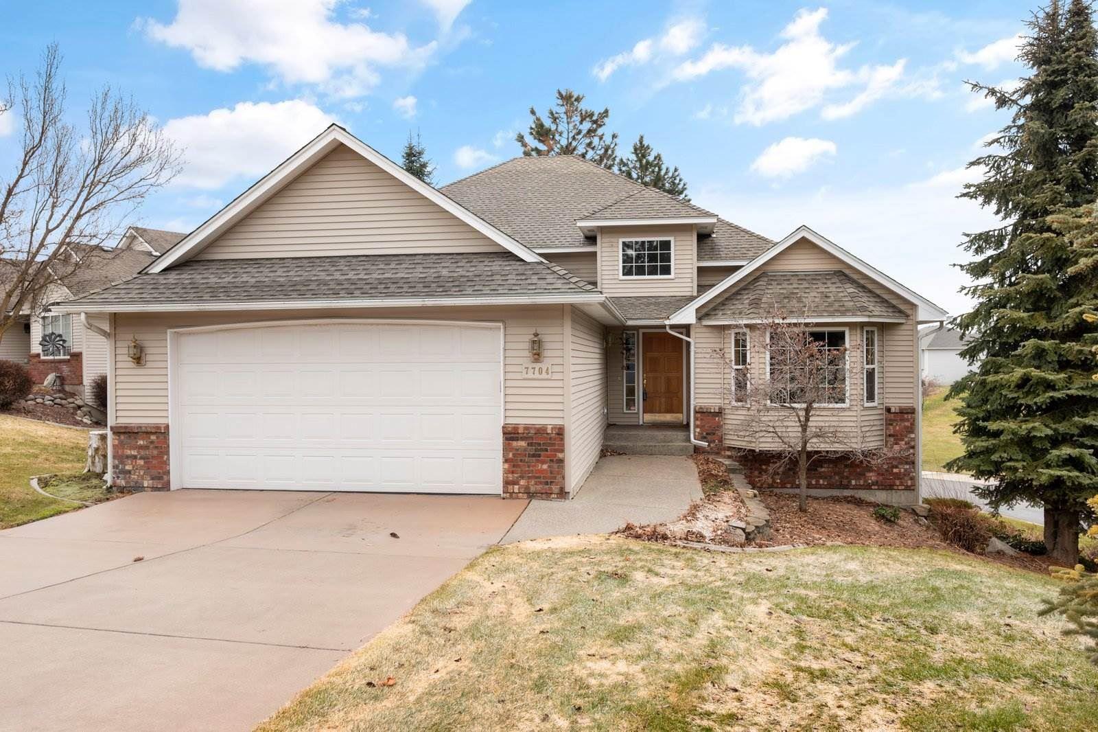 7704 E Woodland Ln, Spokane, WA 99212 - #: 202110796