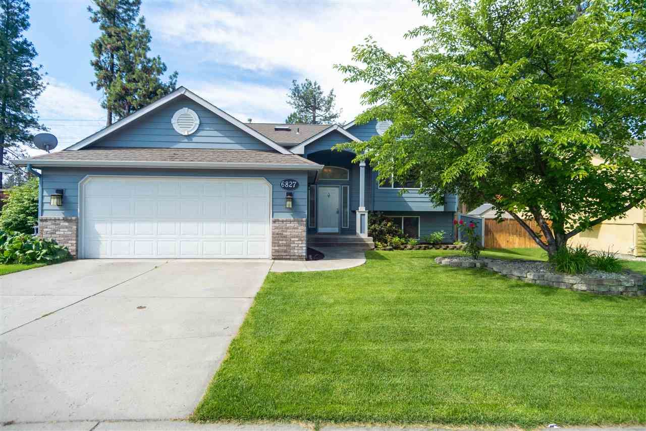 6827 N Cambridge Ln, Spokane, WA 99208 - #: 202017818