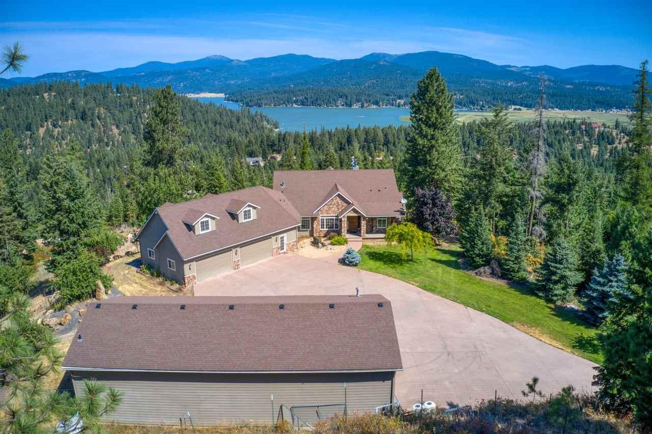 10011 N Elk Ln, Newman Lake, WA 99025 - #: 202020825