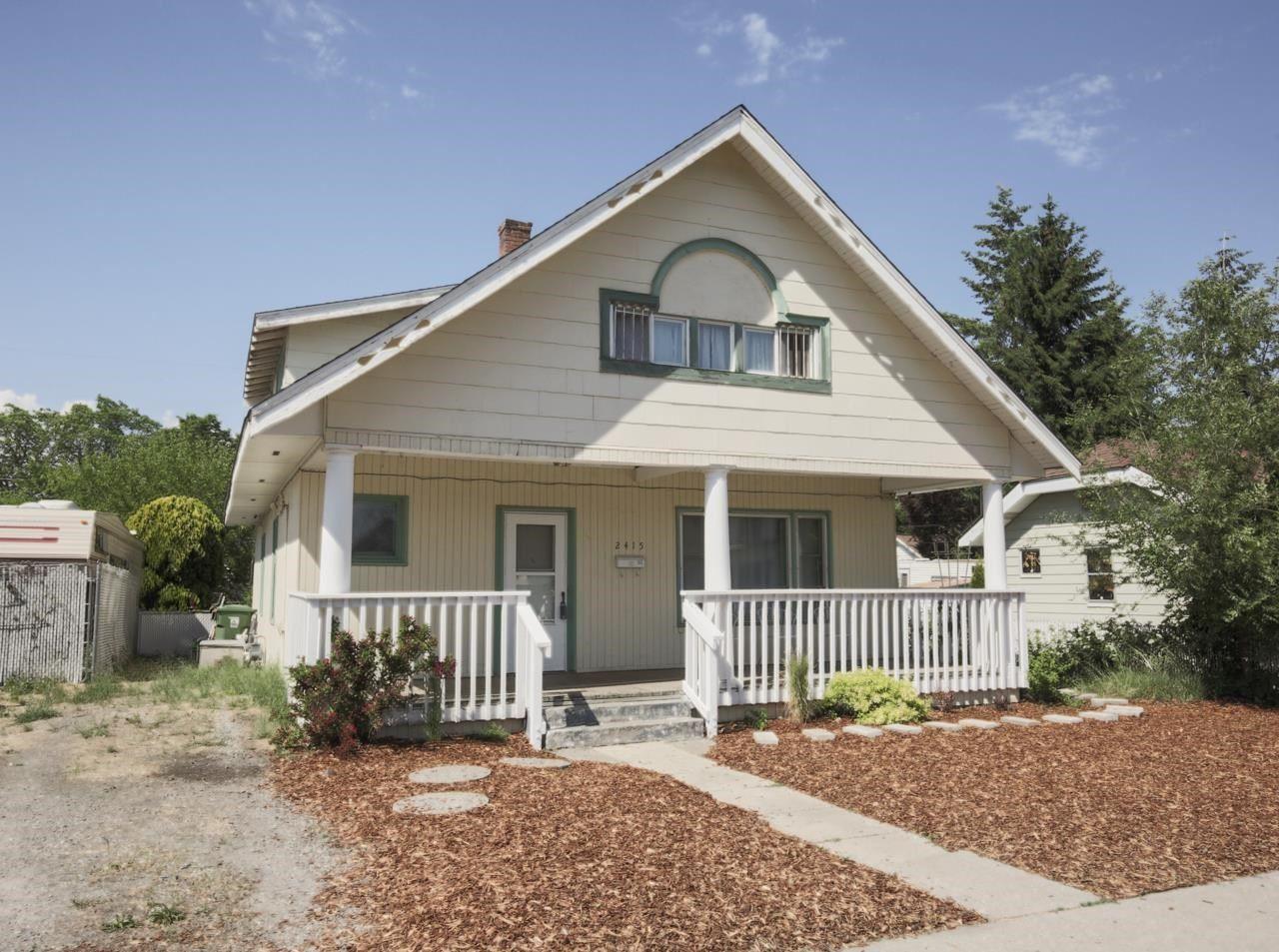 2415 E Queen Ave, Spokane, WA 99217 - #: 202116828