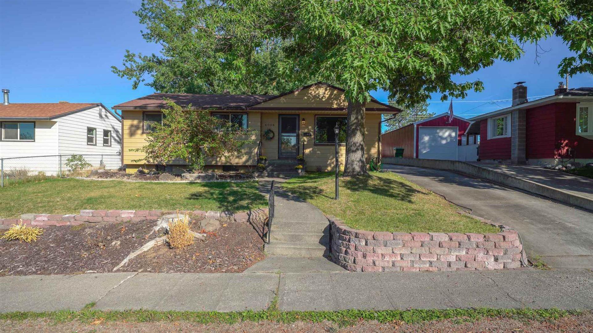6008 N Oak St, Spokane, WA 99205 - #: 202122834