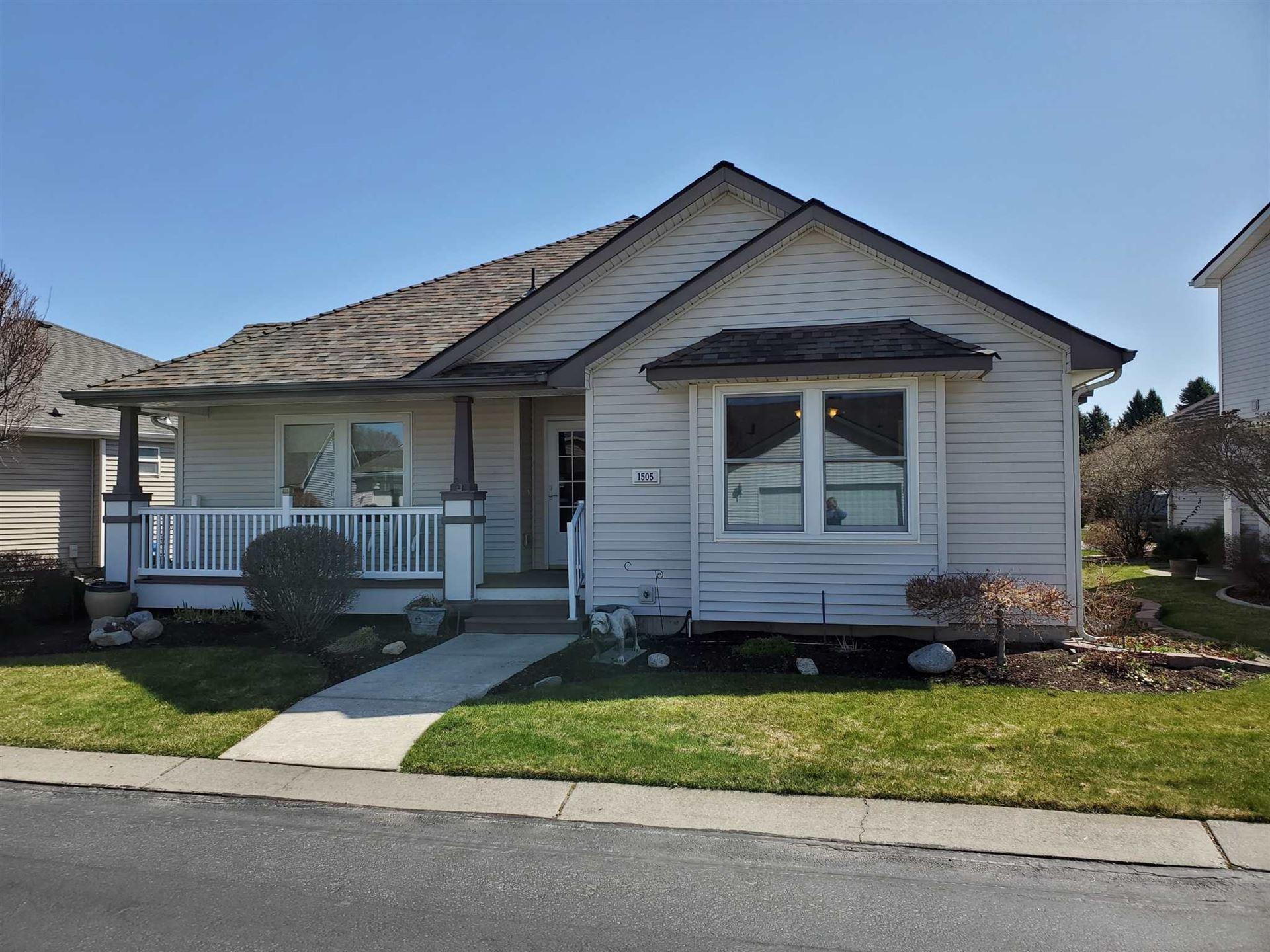 1505 S AVALON Ln, Spokane Valley, WA 99216 - #: 202113839