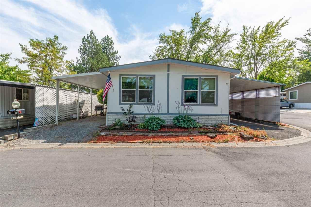 2311 W 16th Ave #37, Spokane, WA 99224 - #: 202019841