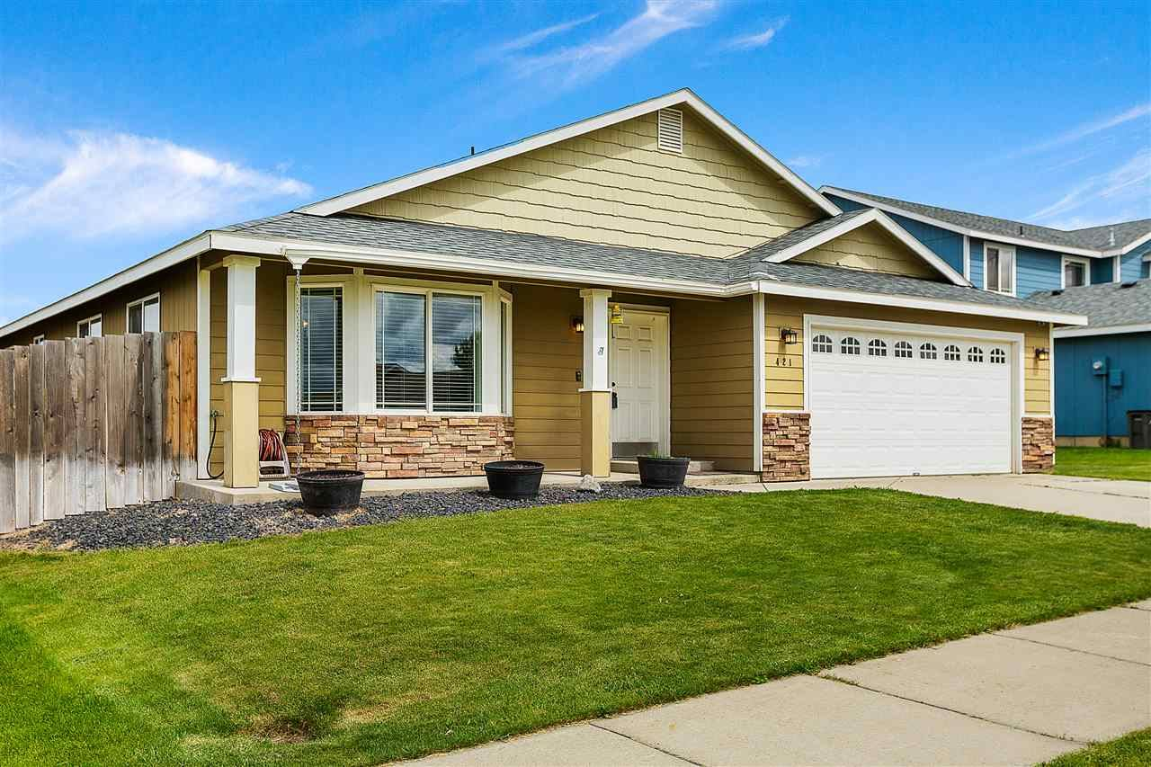 421 S Aspen St, Airway Heights, WA 99001-0020 - #: 202017854