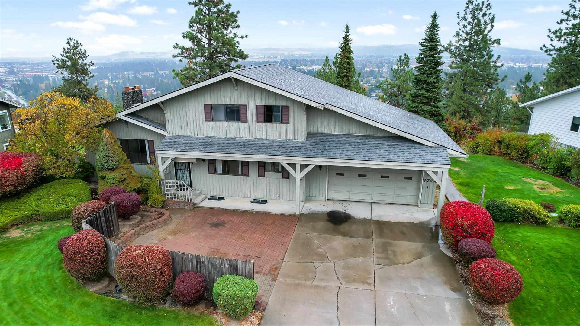7724 N Panorama Dr, Spokane, WA 99208-8890 - #: 202123859