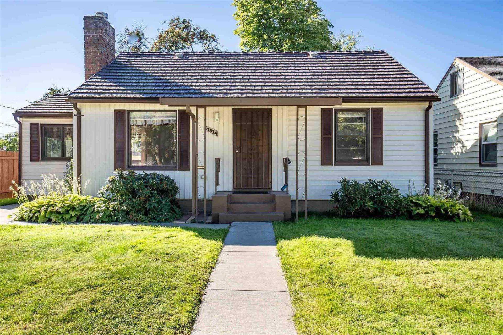 1814 E Glass Ave, Spokane, WA 99207 - #: 202122861