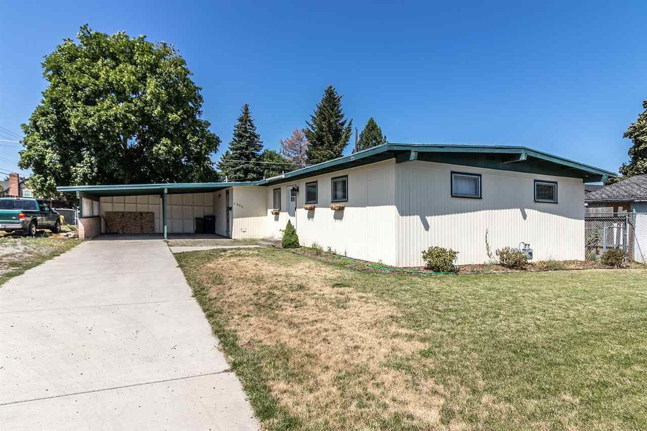 7203 N STANDARD St, Spokane, WA 99208 - #: 202019864