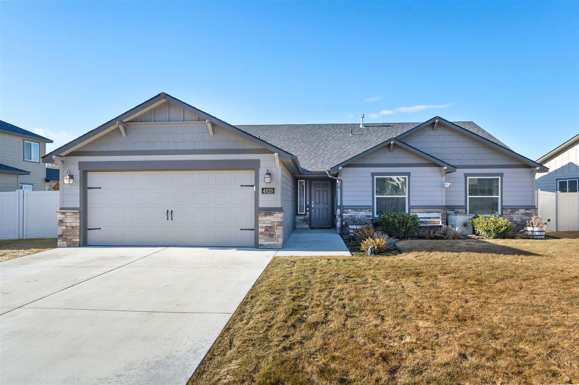 4820 S Lapwai Ln, Spokane Valley, WA 99206 - #: 202111866
