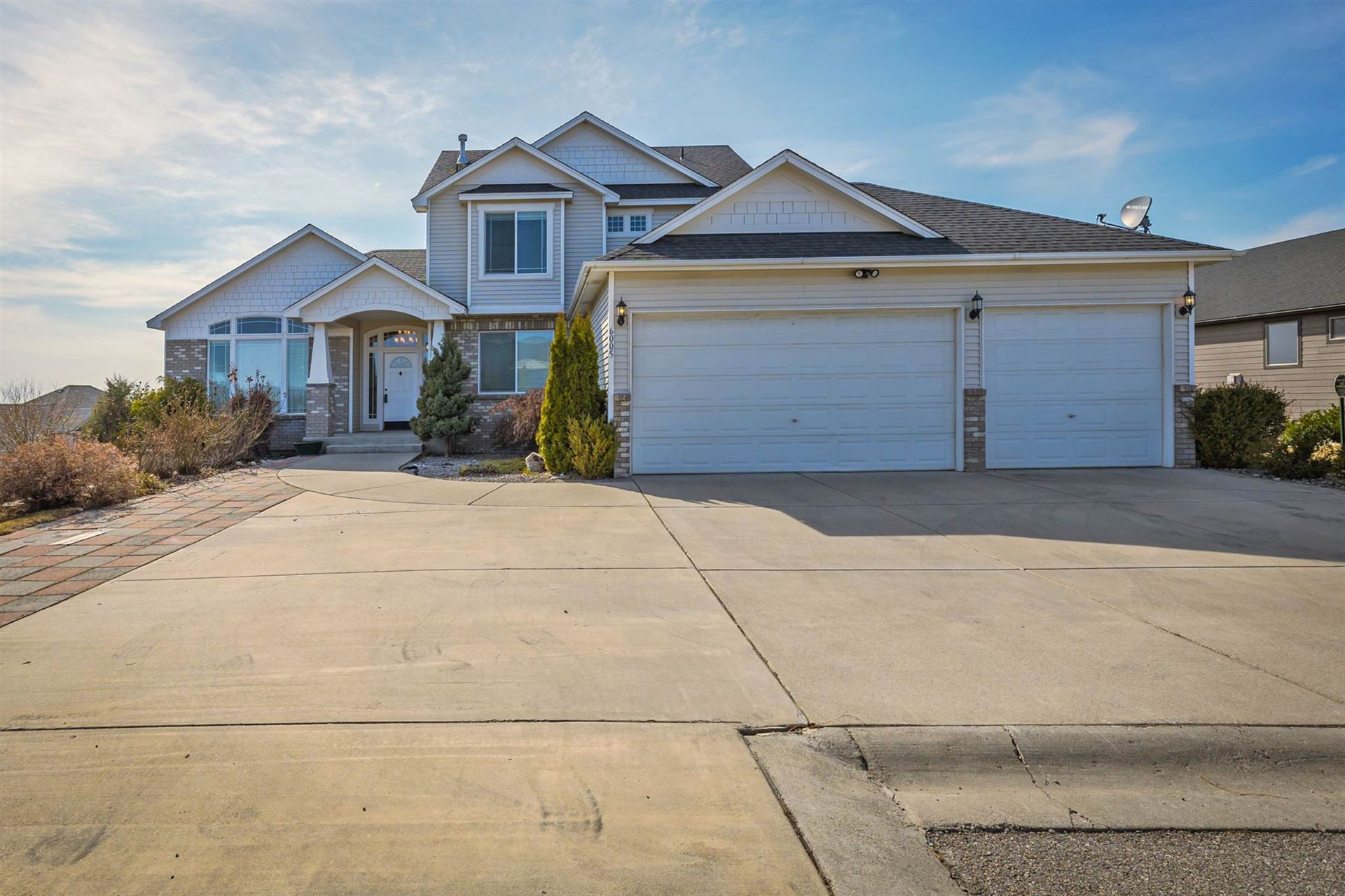 6005 N Crestmont Ln, Spokane, WA 99217 - #: 202112866