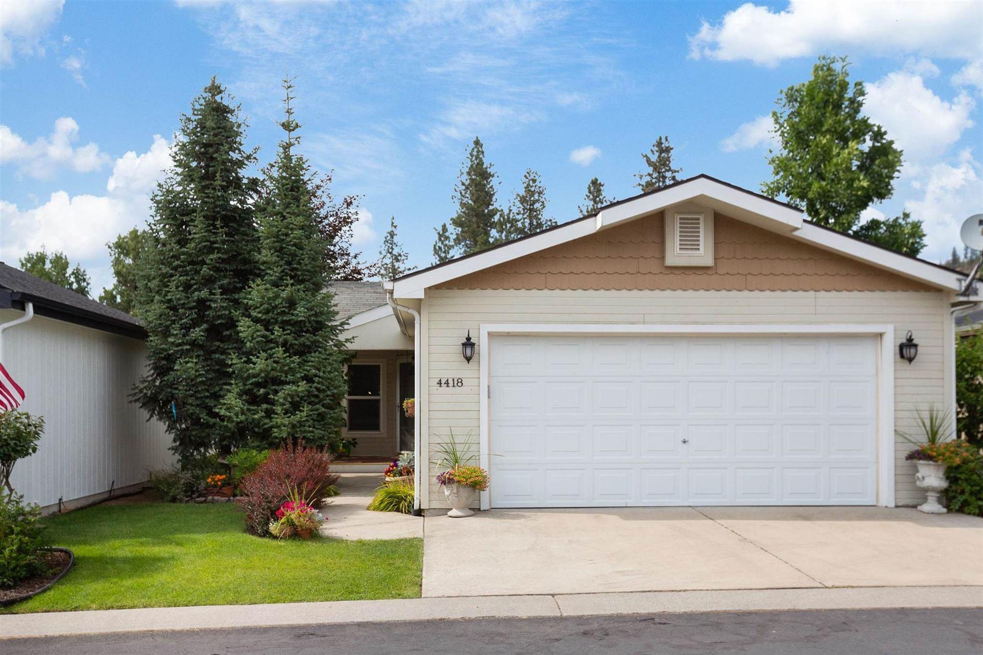 4418 S Sunny Creek Cir, Spokane, WA 99224 - #: 202119872