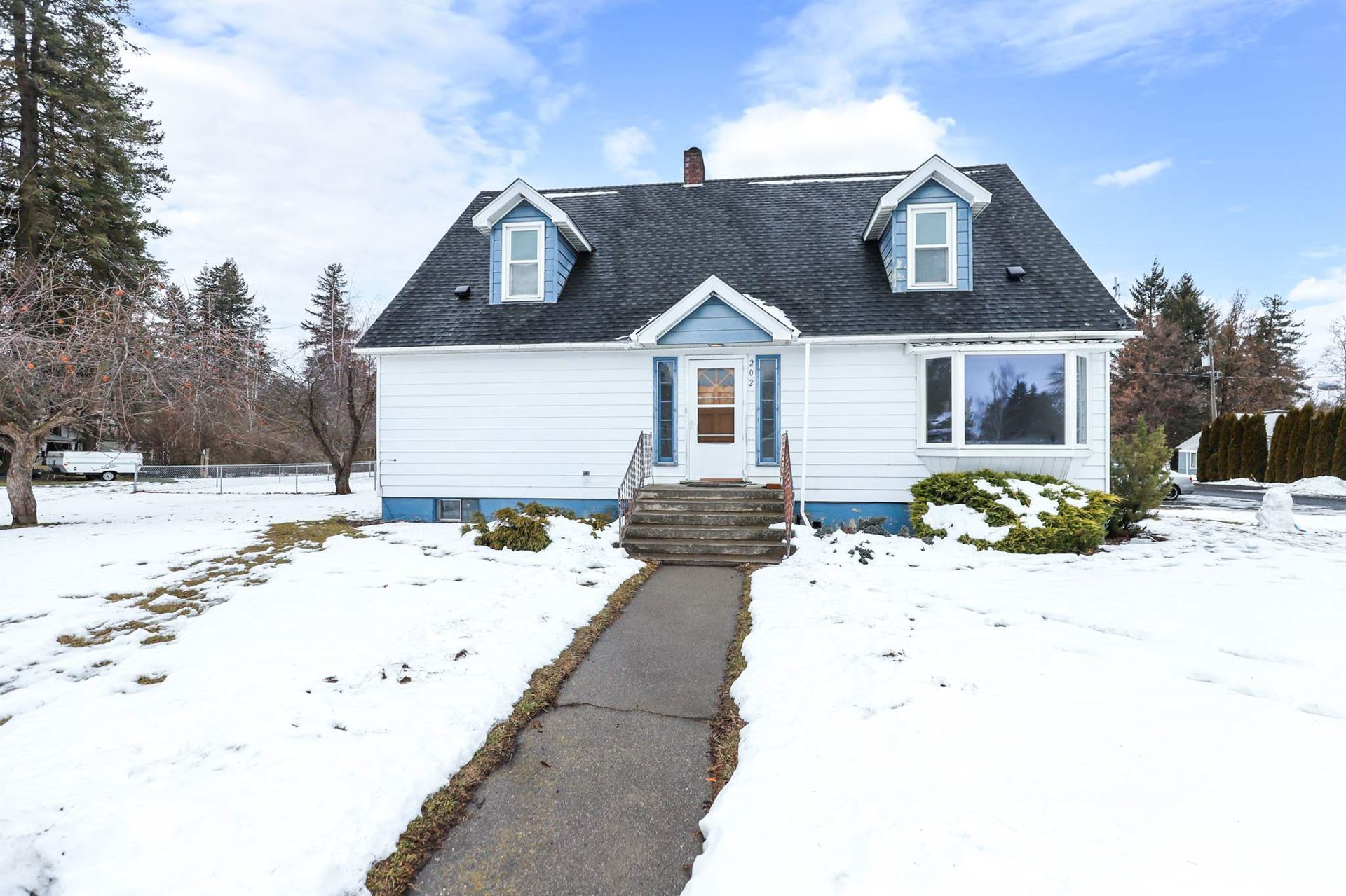 202 S 4th St, Oakesdale, WA 99158 - #: 202111873