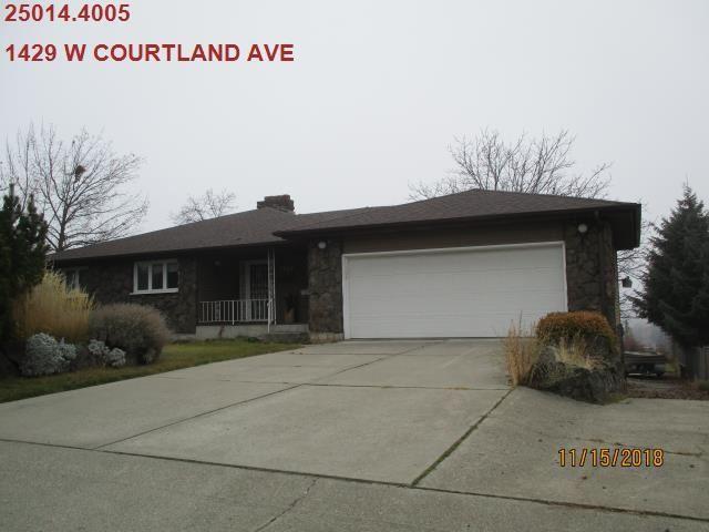 1429 W Courtland Ave, Spokane, WA 99205 - #: 202112877