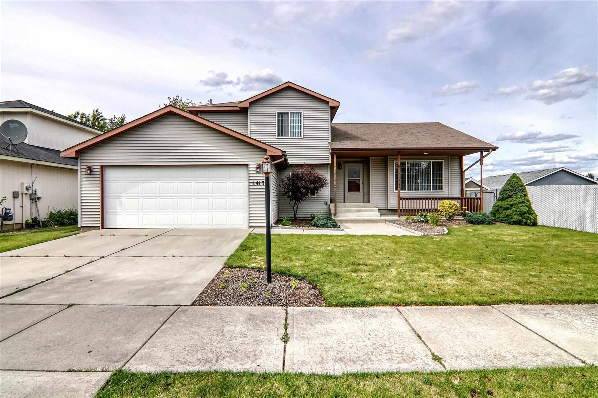 1413 E Clover St, Spokane, WA 99217 - #: 202118883