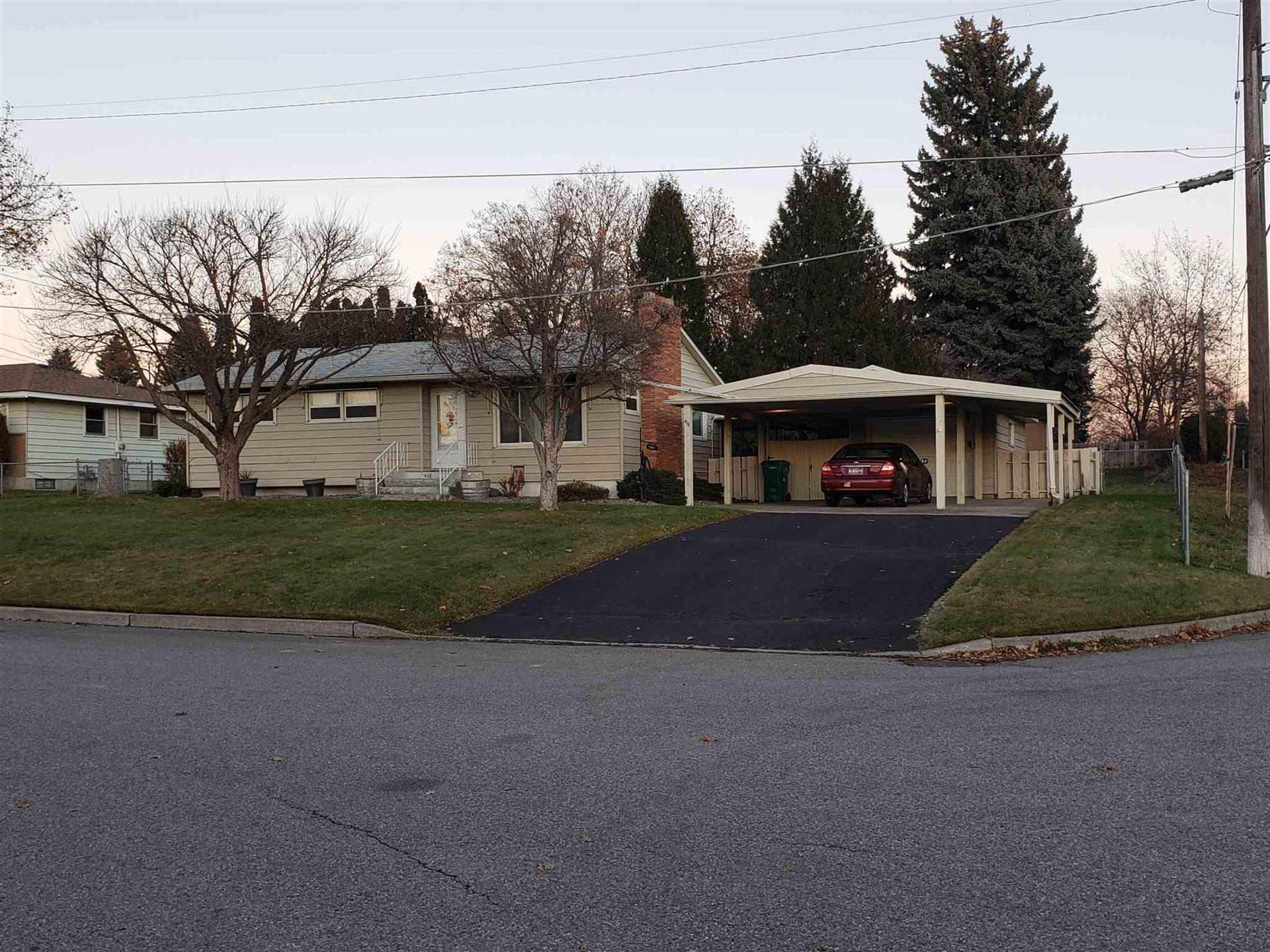 416 N Bannen Rd, Spokane Valley, WA 99216 - #: 202025898