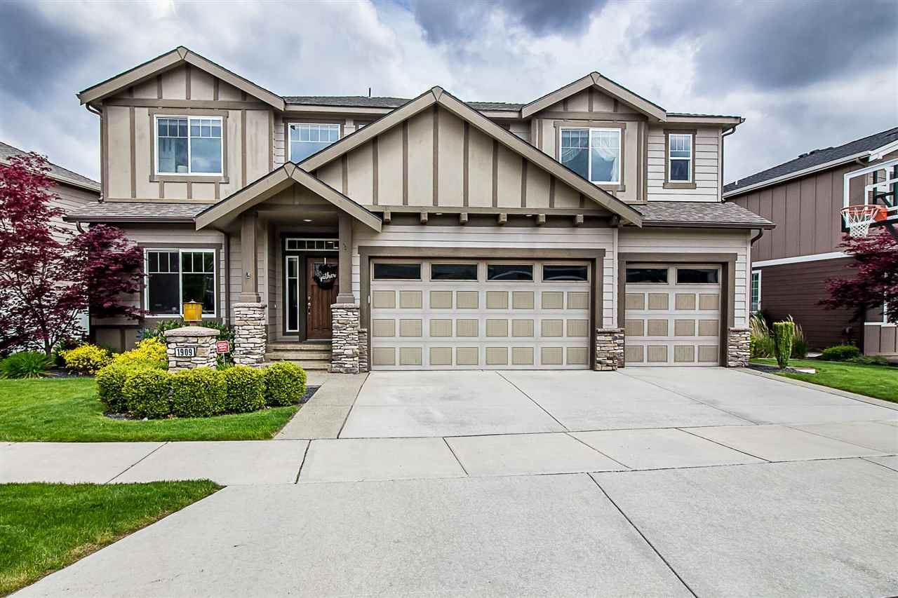 1909 S Clover Dr, Spokane Valley, WA 99016 - #: 202015909