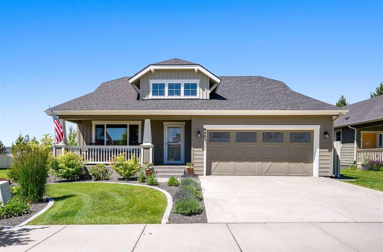 9403 N Rosebury Ln, Spokane, WA 99208-8117 - #: 202017910