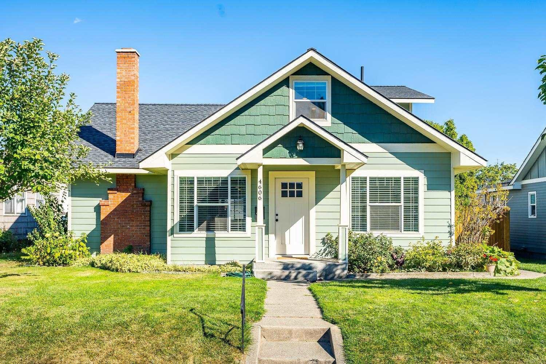 4606 N Adams St, Spokane, WA 99205 - #: 202122933