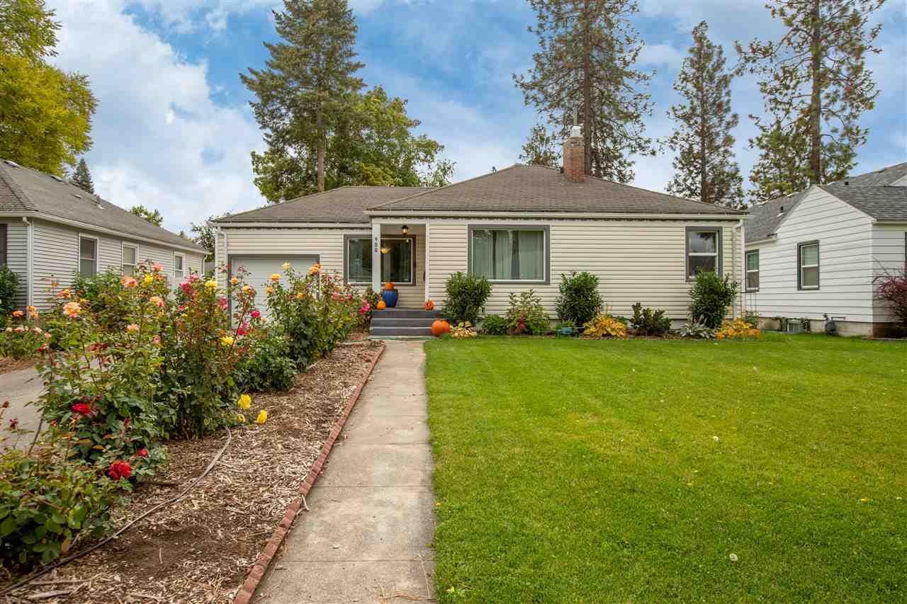 950 E 41st Ave, Spokane, WA 99203 - #: 202023934
