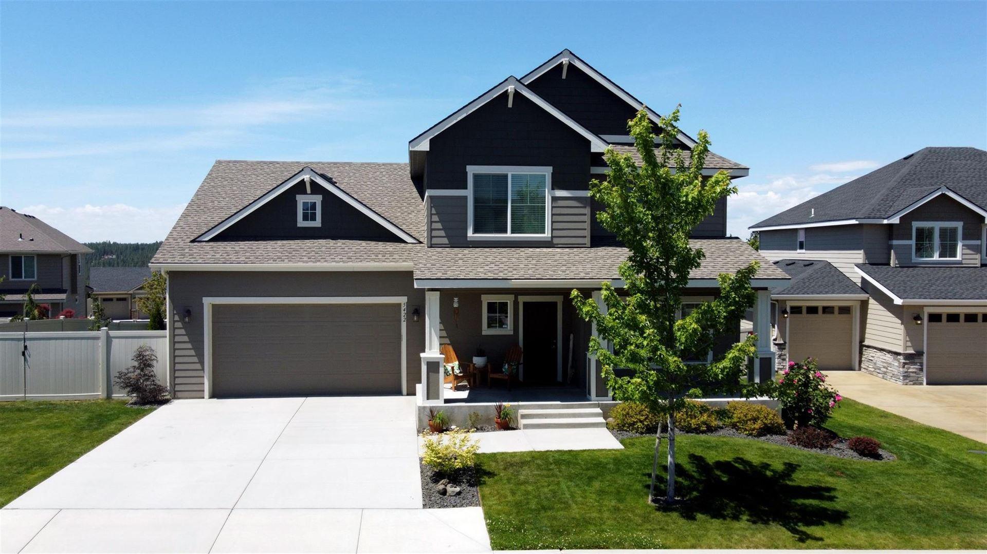 5422 S Ravencrest Cir, Spokane, WA 99224 - #: 202118934