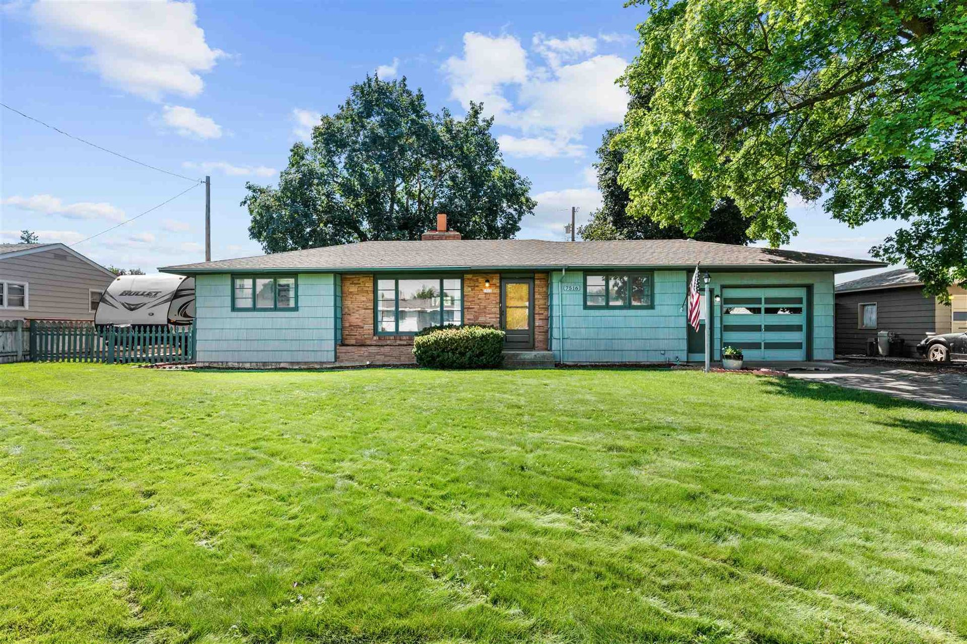 7516 E Nora Ave, Spokane Valley, WA 99212-2516 - #: 202120934