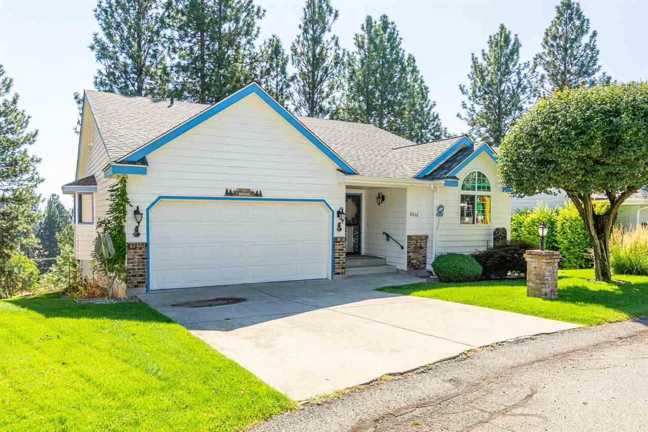 5218 N Riblet View Ln, Spokane, WA 99212 - #: 202021936
