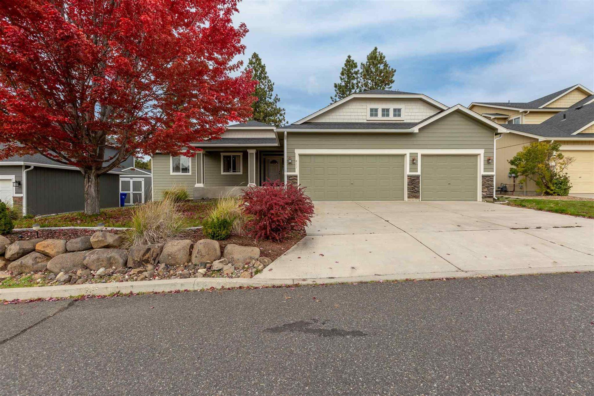 817 E Bonnie Lynn Ln, Spokane, WA 99005 - #: 202123947