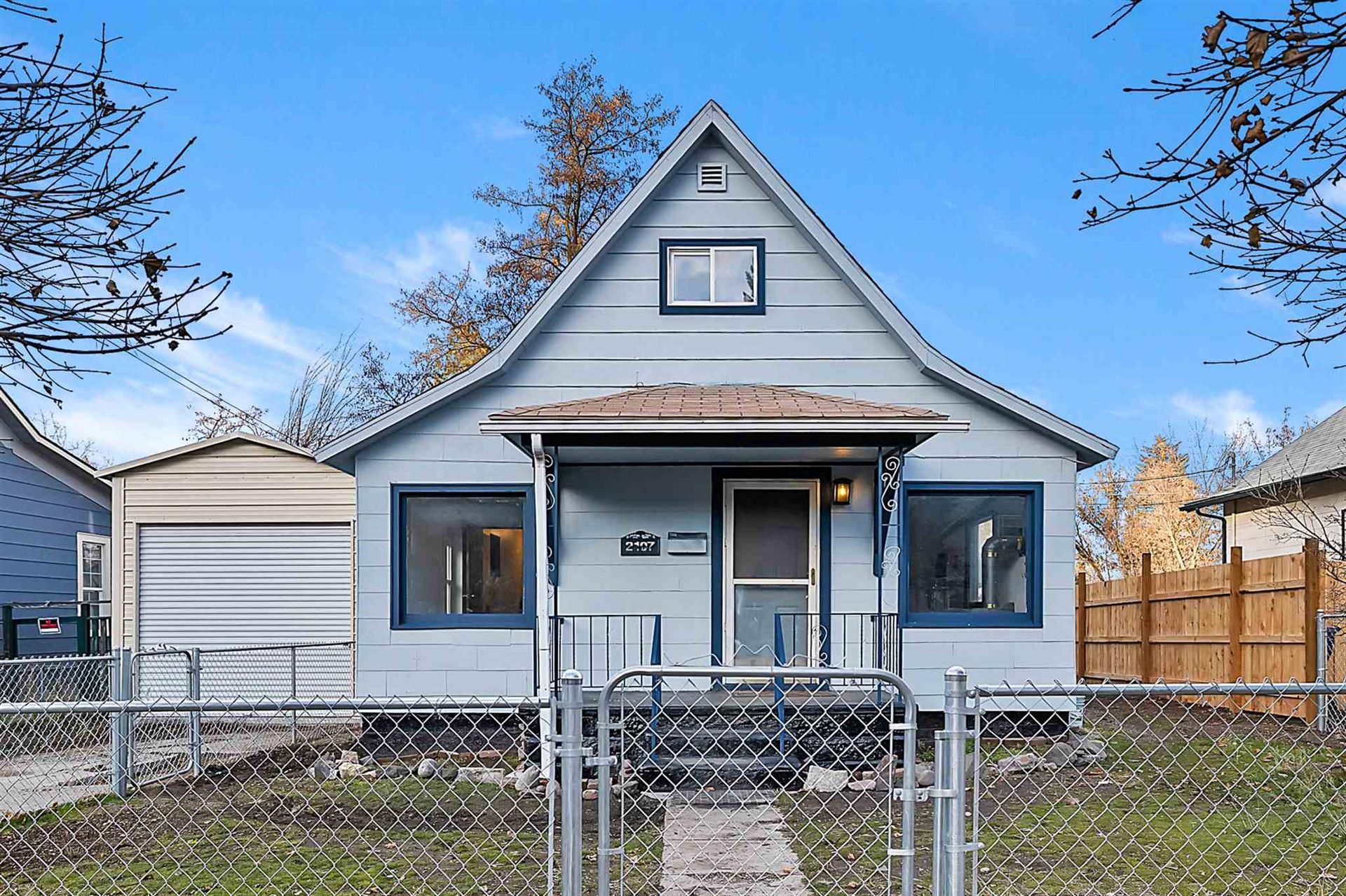 2107 E Hartson Ave, Spokane, WA 99202-3350 - #: 202025954