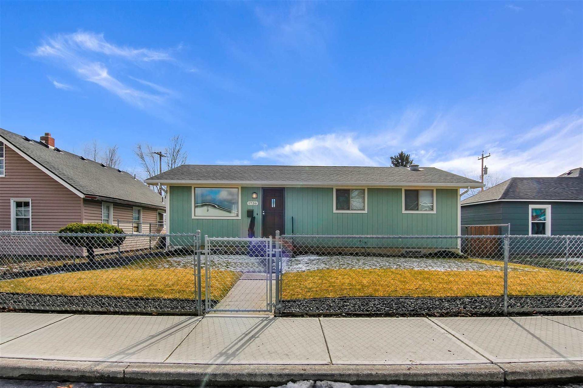 1736 E Sanson Ave, Spokane, WA 99207-4071 - #: 202111954