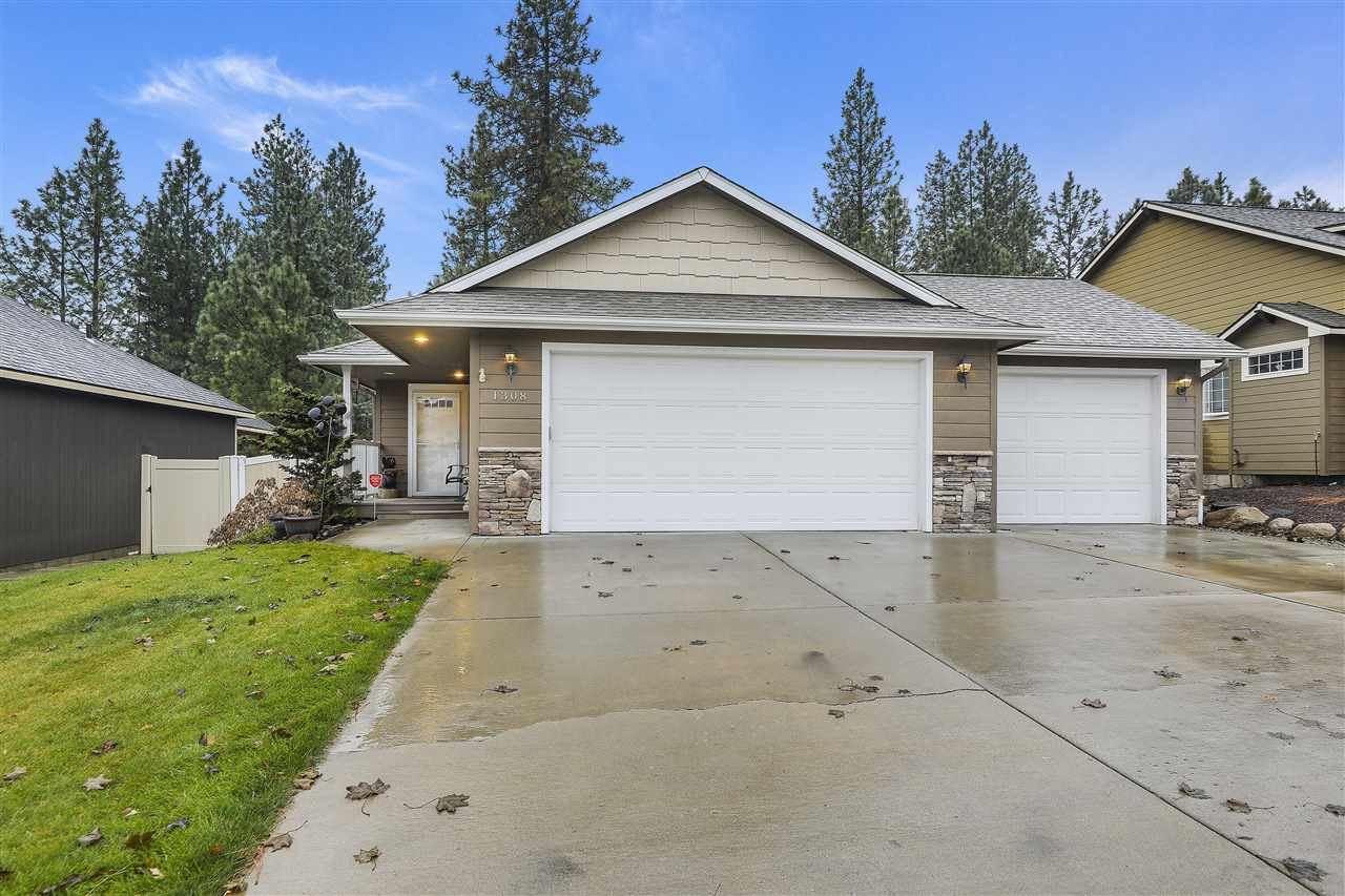 1308 E Carlson Ct, Spokane, WA 99208 - #: 202024966