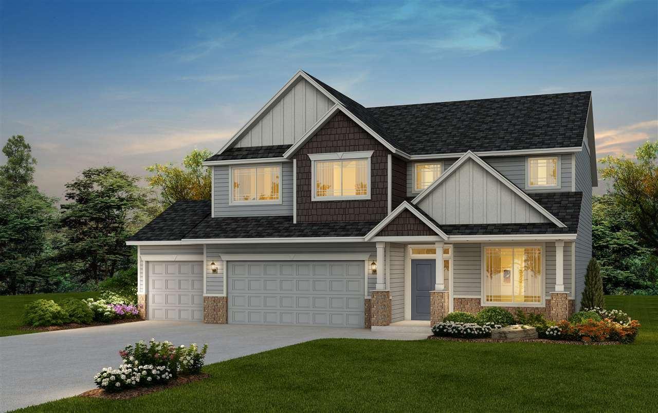 1029 S Colonial Dr, Spokane Valley, WA 99016 - #: 202016968