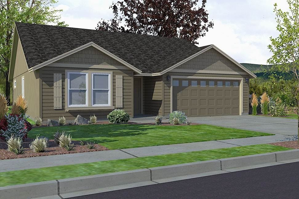 5411 N Calvin Rd, Spokane Valley, WA 99216 - #: 202110970