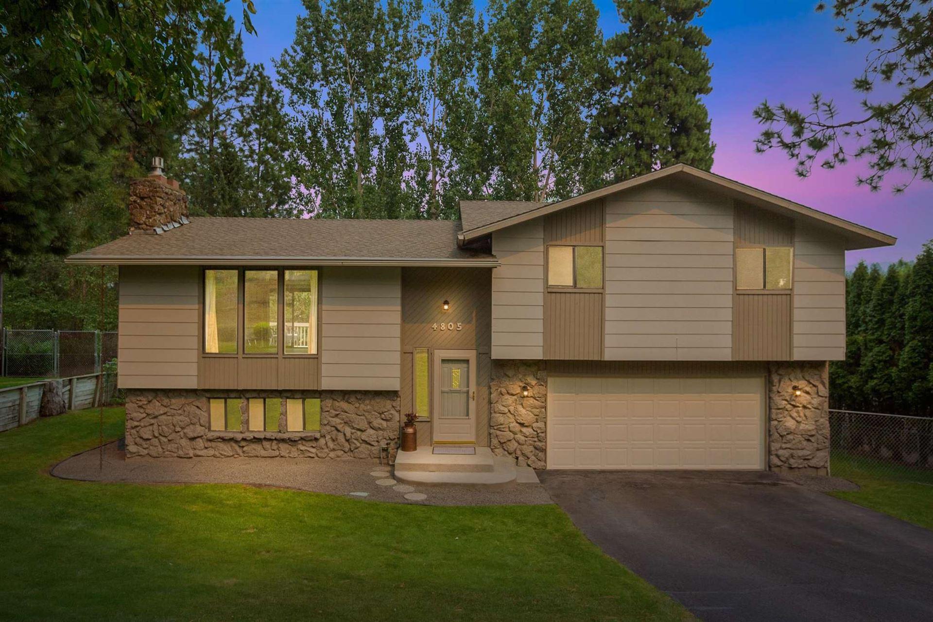 4805 S Bates Rd, Spokane Valley, WA 99206 - #: 202119989