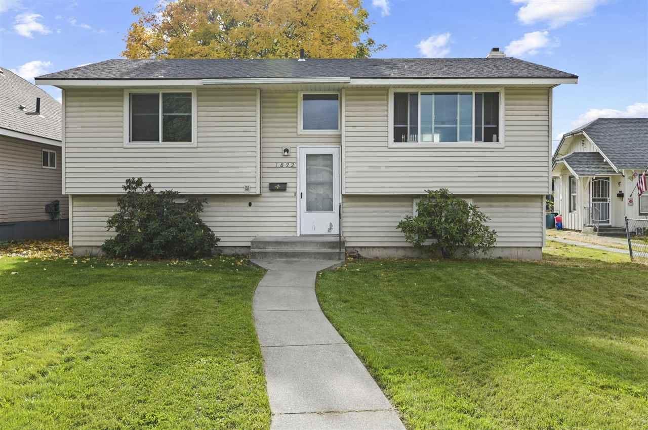 1822 E Bismark Ave, Spokane, WA 99208 - #: 202023995