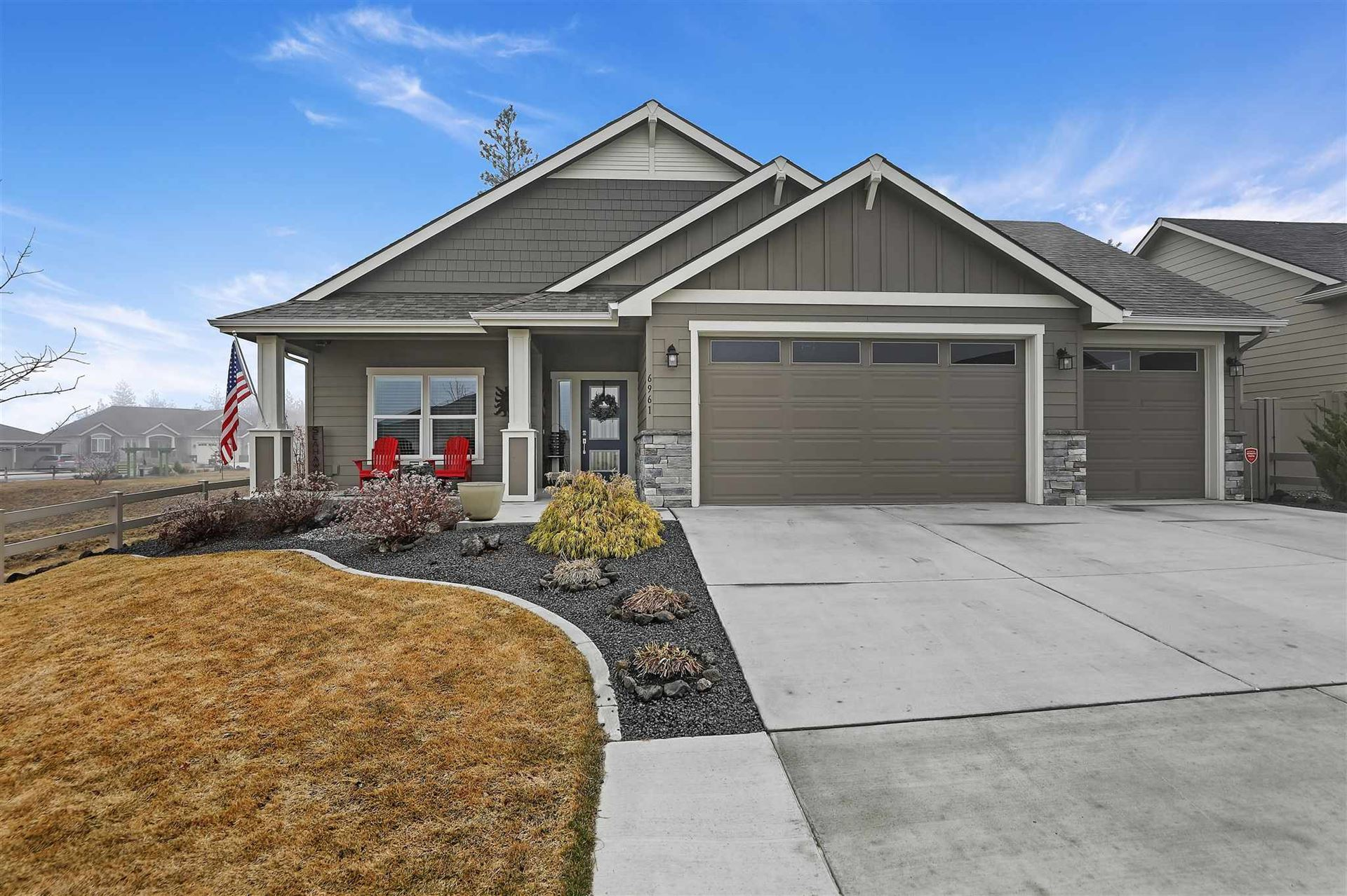 6961 S Forest Ridge Dr, Spokane, WA 99224 - #: 202113995