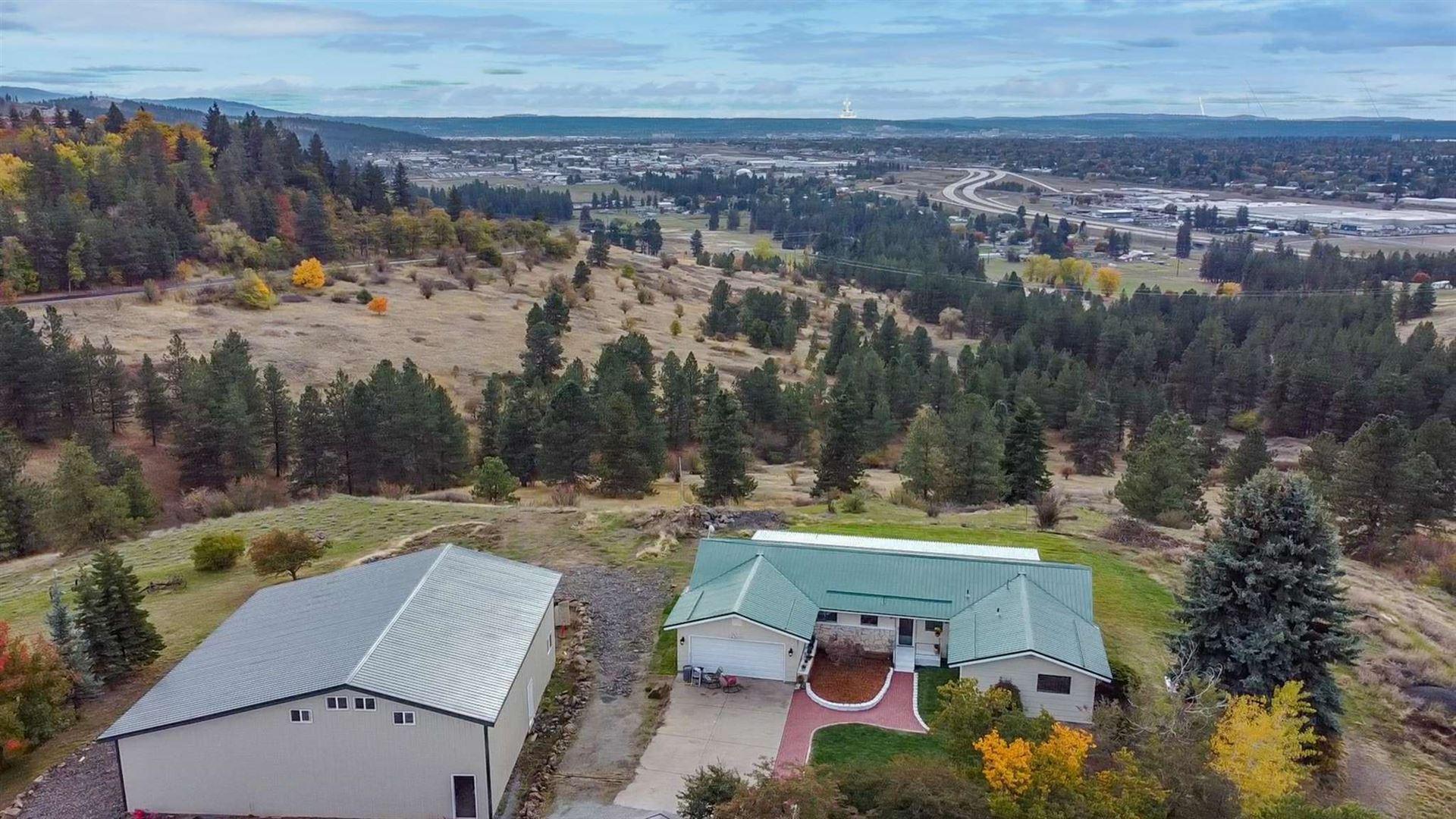 4724 E Pleasant Orchard Ln, Spokane, WA 99217 - #: 202123995
