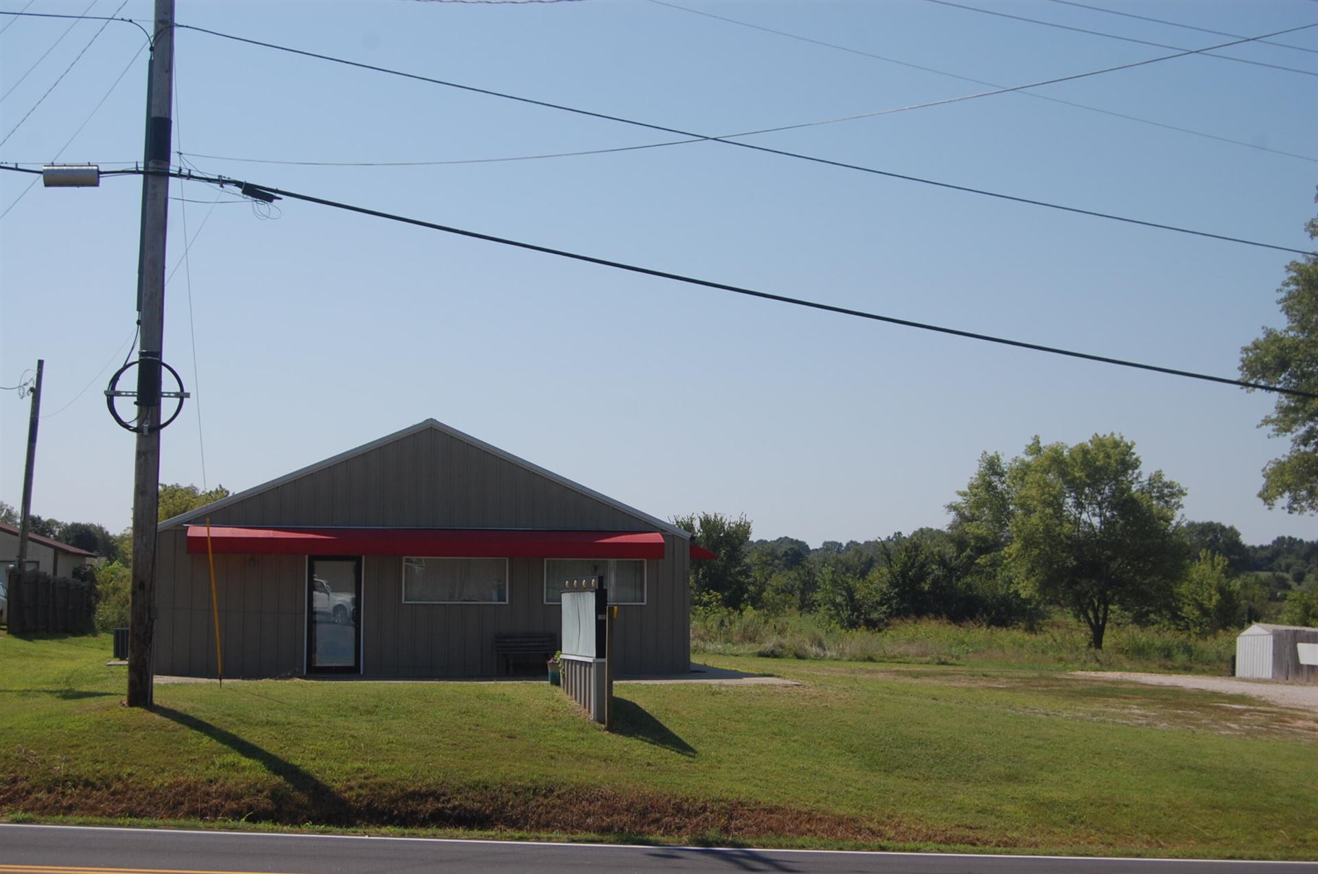 Photo of 420 East Pineville Rd Road, Washburn, MO 65772 (MLS # 60201131)