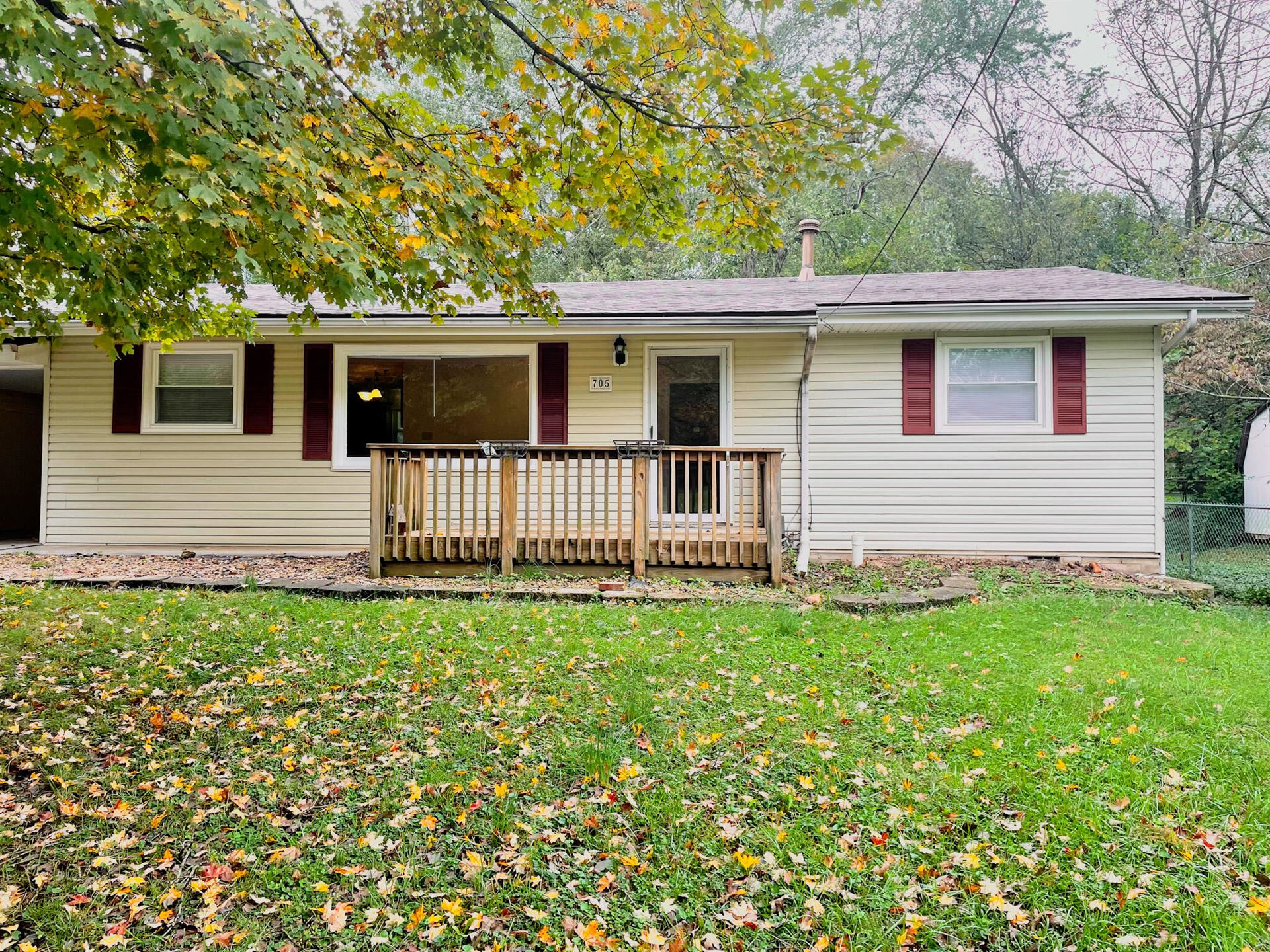 Photo of 705 South Mission Avenue, Springfield, MO 65809 (MLS # 60203698)