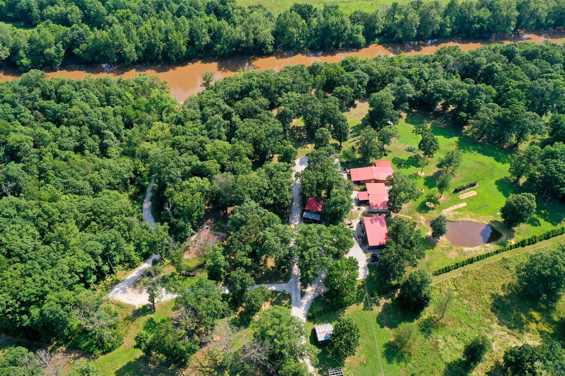 Photo of 1490 Southeast 600 Pvt Rd Road, Collins, MO 64738 (MLS # 60194902)