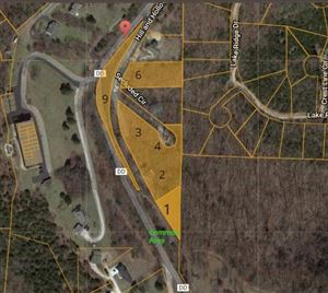 Photo of Tbd Hill And Hollow 6 & 9 Lane, Branson West, MO 65737 (MLS # 60149976)