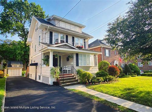 Photo of 416 College Avenue, Staten Island, NY 10314 (MLS # 1144014)
